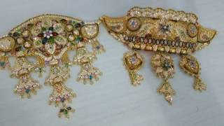 Download Rajasthani Jewellery Design Catalogue | Fancy Aad | NS Jewellery arts Video