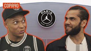 Download Mbappé and Dani Alves Reveal PSG Dressing Room Secrets Video