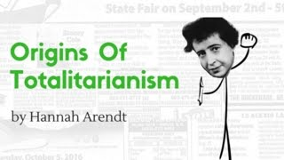 Download Origins of Totalitarianism - Hannah Arendt Video