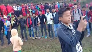Download Bajurali Deuda Dance by Budha Families Boys with Rokaya Families Girls. Video
