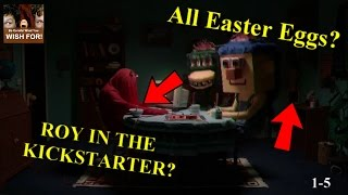 Download All Easter Eggs From Don't Hug Me I'm Scared (with PandaWatch) Video