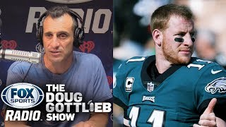 Download Doug Gottlieb - Why is EVERYBODY Acting They Forgot About Carson Wentz? Video