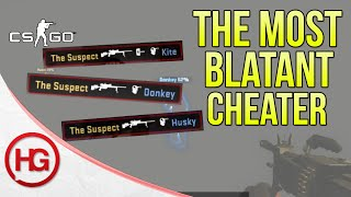 Download The Most Blatant Cheater EVER (CS:GO Overwatch #13) Video