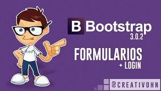 Download Bootstrap 3 CSS: Formulario Login Video