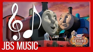 Download Thomas & Friends - Journey Beyond Sodor - SOMEBODY HAS TO BE THE FAVORITE (ORIGINAL INSTRUMENTAL) Video