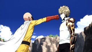 Download One Punch Man AMV - Try 'n Hold Me Back Video