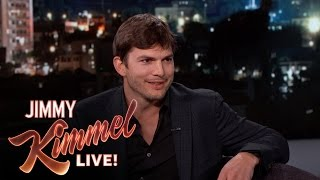 Download Ashton Kutcher Won't Give His Daughter Cinnamon Toast Crunch Video