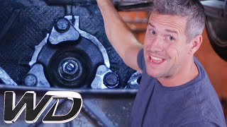 Download The Cheapest Way To Fix A Porsche 996's IMS Bearing | NEW Wheeler Dealers Video