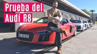 Download Prueba Audi R8 V10 Plus en Ascari | Cristóbal Rosaleny Video
