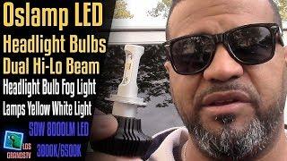 Download Oslamp Headlight Hi-Lo Beam Dual Beam💡 : LGTV Review Video
