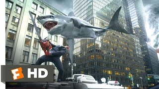 Download Sharknado 2: The Second One (7/10) Movie CLIP - Let's Go Kill Some Sharks! (2014) HD Video