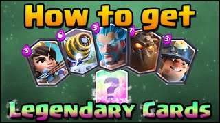 Download Clash Royale - How to Get Legendary Cards! Tips & Guide | Ranking the Best Legendary Cards! Video