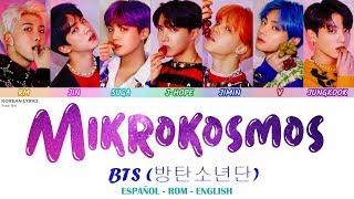 Download BTS - MIKROKOSMOS | Lyrics: Español - Rom - English Video