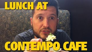 Download Lunch at Contempo Cafe at the Contemporary | Walt Disney World Video