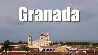 Download Granada City Tour, Nicaragua prettiest city Video
