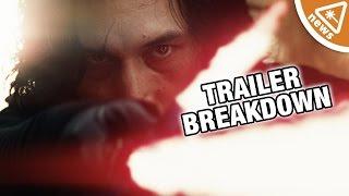 Download Every Star Wars: The Last Jedi Trailer Detail We Noticed! (Nerdist News w/ Jessica Chobot) Video
