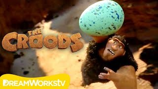 Download The World's First Big Game | The Croods Video
