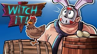 Download WITCH IT - THOUGHT I WAS PLAYING FORTNITE! (Fun Prop Hunt Game!) Video