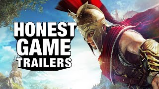 Download ASSASSIN'S CREED ODYSSEY (Honest Game Trailers) Video