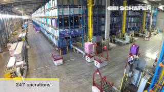 Download Automated Guided Vehicles, Storage and Retrieval Machines, 2XL N.V., Warehouse Automation Video