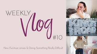 Download WEEKLY VLOG #10 | New Furniture arrives, & Something Very Difficult - Bang On Style Video