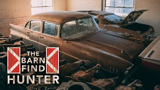 Download Rust-free Barn Finds in Arizona | Barn Find Hunter - Ep. 14 Video