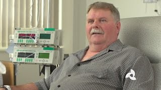 Download Overcoming Terminal Lung Cancer with Clinical Trial - Lehigh Valley Health Network Video