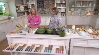Download Mad Hungry 4-pc. Multi-Use Spurtle Set on QVC Video