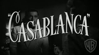 Download Casablanca - Original Theatrical Trailer Video