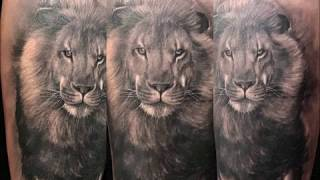 60 Lion Sleeve Tattoos For Men Free Download Video Mp4 3gp M4a