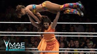 Download Dakota Kai vs. Kavita Devi - First Round Match: Mae Young Classic, Aug. 30, 2017 Video