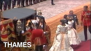 Download Princess Diana | Royal Wedding | 1981 Video