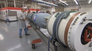 Download Inside look at Tomahawk missile facility Video