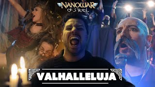 Download NANOWAR OF STEEL - Valhalleluja (ft. Angus McFife from Gloryhammer) | Napalm Records Video