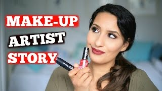 Download Meine Makeup Artist Story | Douniaslimani Video