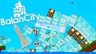 Download Building New York City When You Accidently Destroy It in BalanCity Video