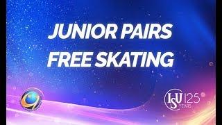 Download ISU JGP Final - Pairs Free Skating - Nagoya 2017 Video