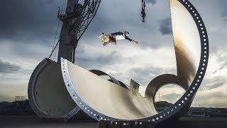 Download Sheckler & Co. Skate a Wind-Turbine Park Video