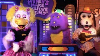 Download NEW Birthday Star Spectacular 2018 - Chuck E. Cheese's Tampa Carrollwood Video