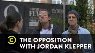 Download Paid Protesters Give the Performance of a Lifetime - The Opposition w/ Jordan Klepper Video