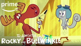Download The Adventures of Rocky and Bullwinkle - Clip: Maids | Prime Video Kids Video