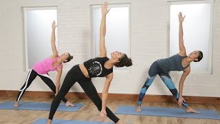 Download 30-Minute Power Yoga Flow For Tight Abs and a Toned Butt Video