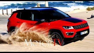 Download SUV : 2017 JEEP COMPASS l BEAUTY SHOTS l Clip Video