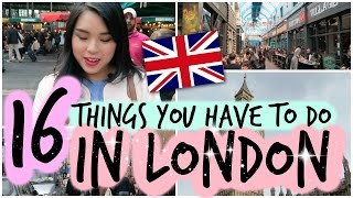 Download 16 Things You Have to do in LONDON! Video