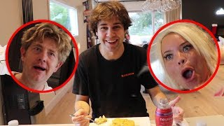 Download SURPRISING HIM WITH HIS FAVORITE FAMILY RECIPE!! Video