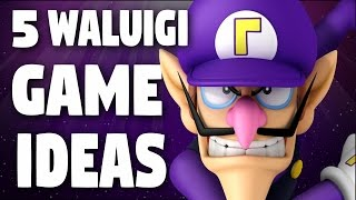 Download 5 Game Ideas Starring Waluigi - Contest Results Video