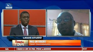 Download Rivers State: INEC REC Insists 'No Controversy' In APC Exclusion |Sunrise Daily| Video