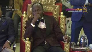 Download TURKEY PROGRAM Day 2 EVENING Session With Apostle Johnson Suleman Video