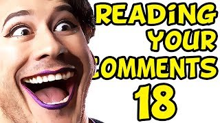 Download GIRLFRIEND DOES MY MAKEUP   Reading Your Comments #18 Video