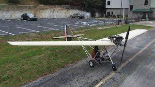 Download Maiden Flight of the Skyhopper Ultralight (Nov 28, 2015) Video